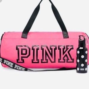 Pink Victorias Secret duffle Bag🌴🌸